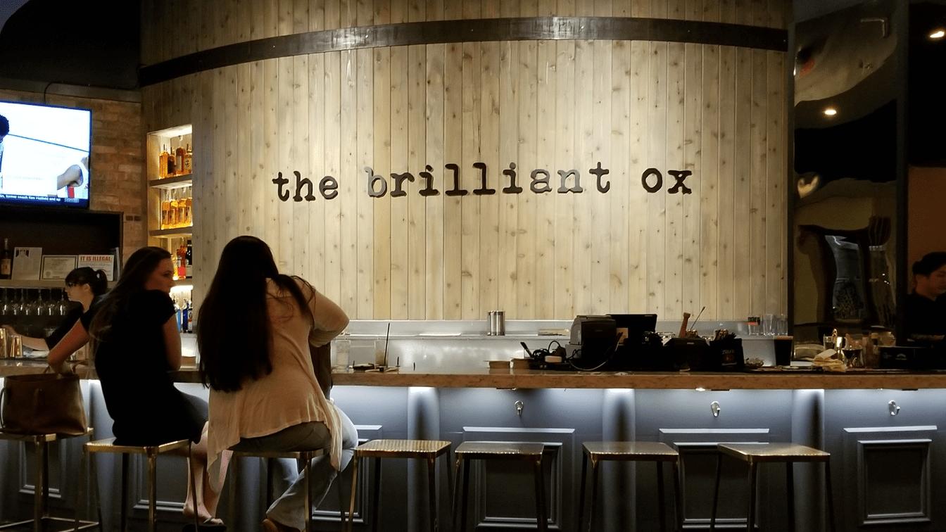 the brilliant ox bar