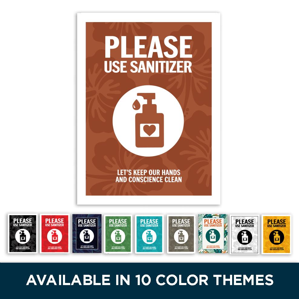 Sanitizer 10W